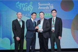 英飞凌荣获2018香港杰出智能路灯系统奖铝基板